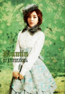 Xiumin - Classical Lolita